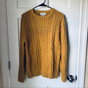 Goodfellow & Co. Cable Knit Sweater